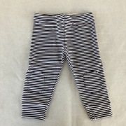 【MINGO.】 MI1800013A2/Legging /B*W stripes