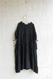 【UNIONINI】OP-062/linen big dress