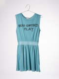 【BOBOCHOSES17ss】117084/Tennis Dress B.C. Play