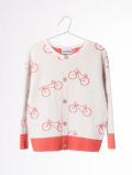 【BOBOCHOSES17ss】117101Knit Cardigan The Cyclist AO