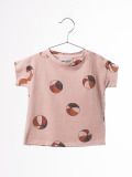 【BOBOCHOSES17ss】117176Baby T-shirt Beach Ball