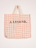 【BOBOCHOSES17ss】117287Shopping Bag A Legend