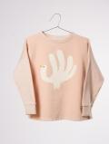 ��BOBOCHOSES16aw��AW16-181.023/Baby-Kids Sweatshirt Velvet Hand Trick