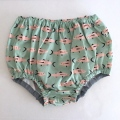 【DON FISHER】Baby - Green Fish Culotte