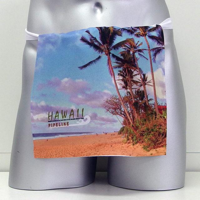 おもしろ パロディ ふんどし aloha アロハ hawaii ハワイ【フンダーウエア】Funder wear 面白い おもしろプレゼント 雑貨 海外旅行 お土産