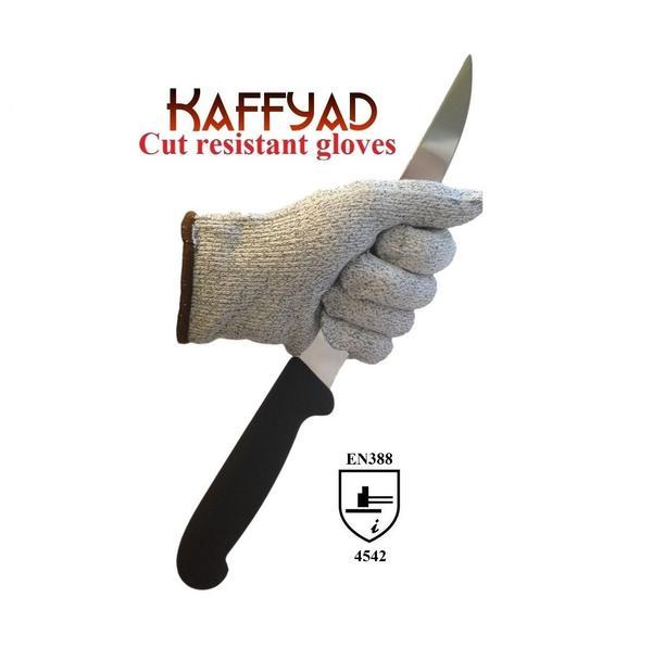 KAFFYAD カフヤード 耐切創性保護軍手(S/M/L)