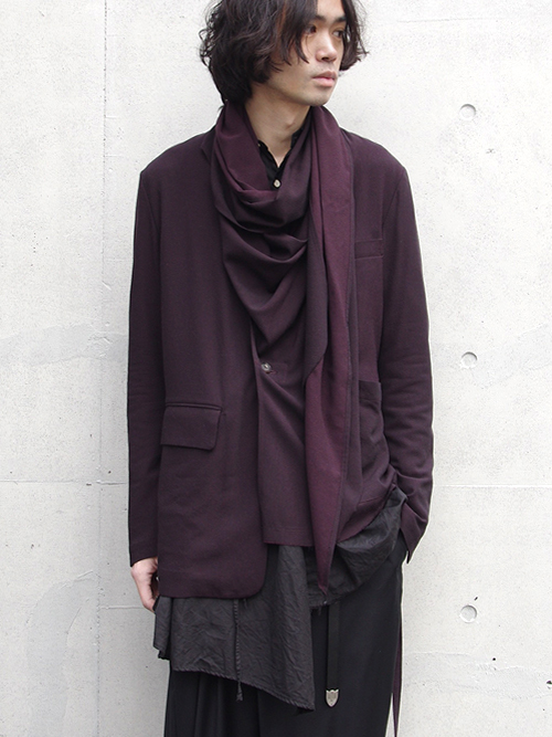 "【17SS】 BED J.W. FORD (ベッドフォード) ""BATTLE DRESS Snufkin. Ver.1"" <ジャケット> - LAVENDER (パープル系)"