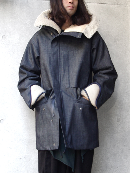 "is-ness(イズネス)  ""LIQUID SPIRIT TECHNICAL FABRIC COAT"" <防水透湿アウター> - 全3色"