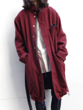 "BED J.W. FORD (ベッドフォード) ""Nospec."" <コート> - BORDEAUX"