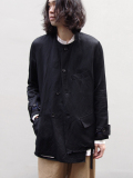 "BED J.W. FORD (ベッドフォード) ""Sailor JKT. "" <ブルゾン/ジャケット> - BLACK"