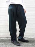 "【17AW】 BED J.W. FORD (ベッドフォード) ""Track Trousers. Ver.1"" <パンツ>"