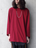 """【17SS】 BED J.W. FORD (ベッドフォード) """"long sleeve."""" <カットソー> - 全3色"""