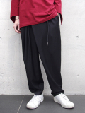 "【17SS】 BED J.W. FORD (ベッドフォード) ""Wrapped Trousers. Ver.2"" <スラックス>"