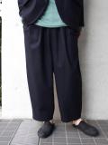"""Dulcamara (ドゥルカマラ) """"16AW フラノタックワイドPT パンツ"""" - 全2色"""