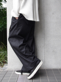 "JieDa(������)  ""SWITCHING WIDE SLACKS"" ��磻�ɥ���å�����"