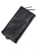 "PATRICK STEPHAN (�ѥȥ�å����ƥե���) ""Leather long wallet ��minimal�� shine"" #112AWA33  ��쥶��������åȡ�Ĺ���ۡ�"