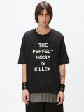 "【17SS 予約商品】wizzard (ウィザード)  ""PRINT C&S ""PERFECT NOISE"""" <Tシャツ/カットソー>"