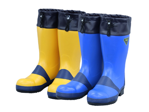 Safety Cold Weather Boots AC070・AC080 Safety Bear #801・#802 / 安全防寒長靴 AC070・AC80 セーフティベアー#801・#802