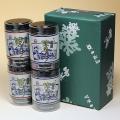海苔ギフト卓-4(味付海苔・焼海苔セット)