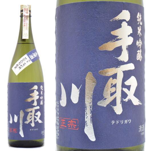 手取川,純米吟醸,石川門,無濾過生原酒1800ml