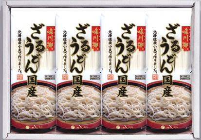 味川柳ざるうどん国産 (300g・12袋)