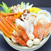 161-22135 四季舎 ズワイガニ海鮮寄せ鍋
