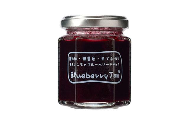 【ポイント特別還元対象商品】淡路島無添加ブルーベリージャム