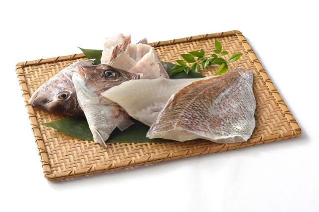 御食国(みけつくに)淡路島産 活真鯛 3枚おろし