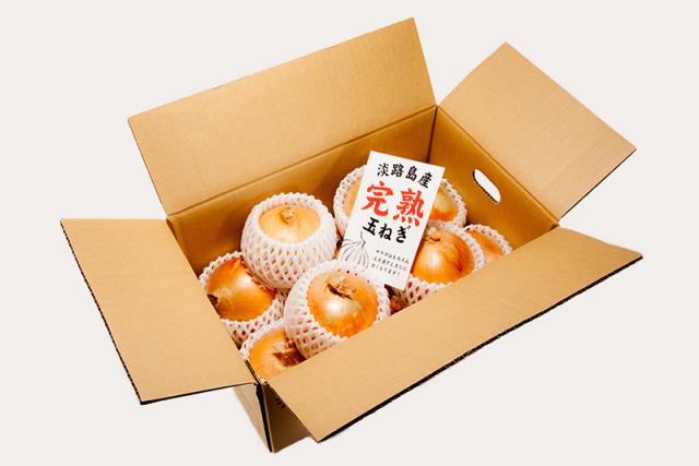 【完熟】 淡路島産玉ねぎ 3kg 【11月上旬~3月下旬】