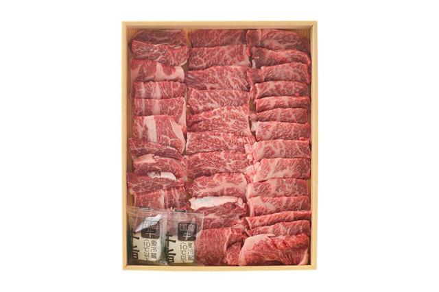 国内における牛肉の一大産地・淡路島の「淡路牛 肩ロース焼肉用」