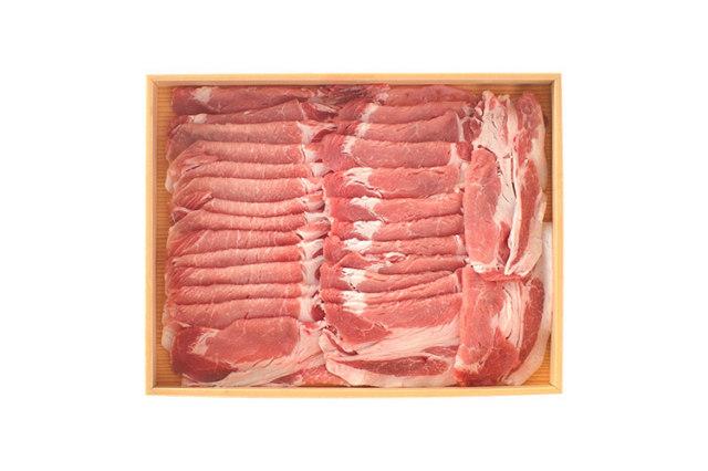 まろやかな舌ざわりと脂身のおいしさ「淡路島ポーク(猪豚)」 ローススライス