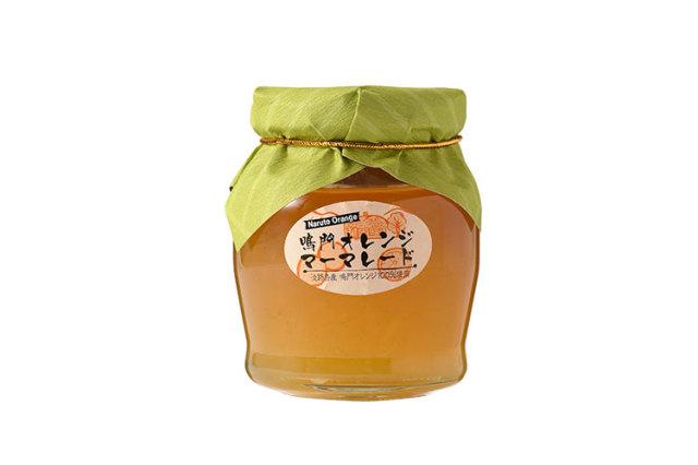鳴門オレンジマーマレード【保存料、合成着色料不使用】