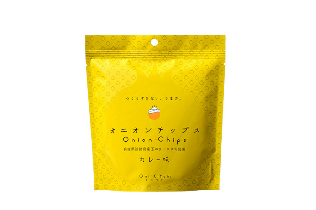 オニオンチップス(カレー味)