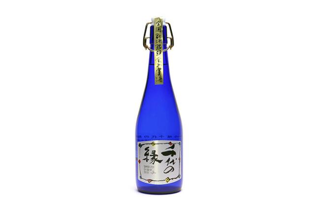 千年一 地酒 大吟醸 千代の縁 (全国新酒鑑評会にて5度の金賞受賞)