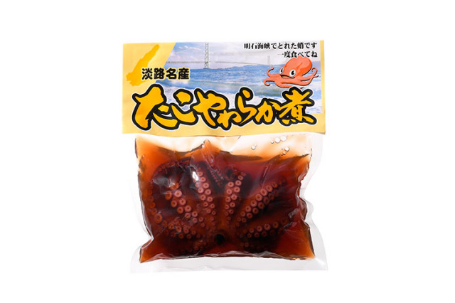 【ポイント特別還元対象商品】淡路島産たこやわらか煮