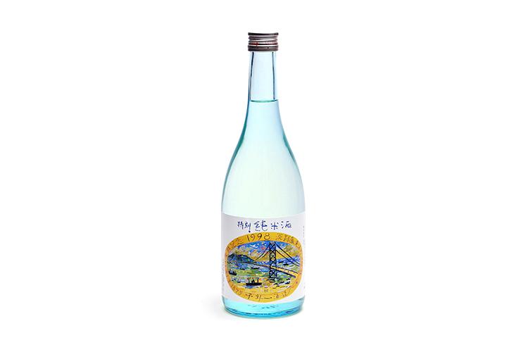 千年一 地酒 特別純米酒 720ml