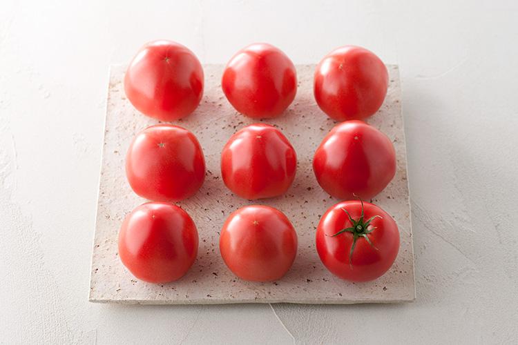 一本一本、トマト一筋に育てあげた「淡路島産完熟トマト」
