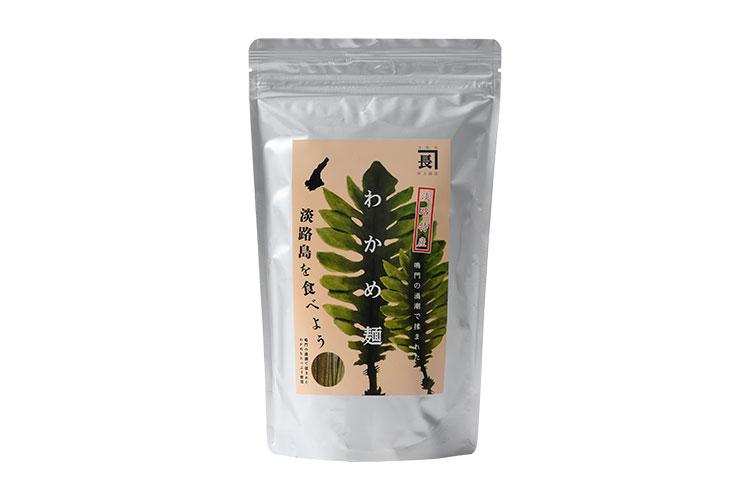 【ポイント特別還元対象商品】【井上商店】わかめ麺