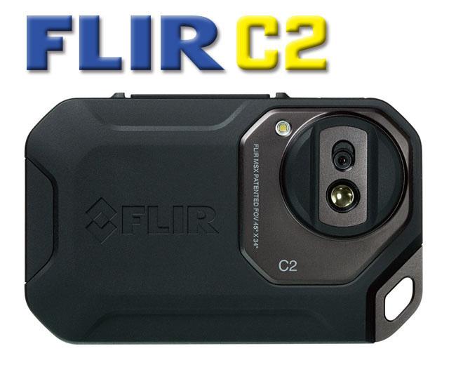 サーモグラフィカメラFLIRC2
