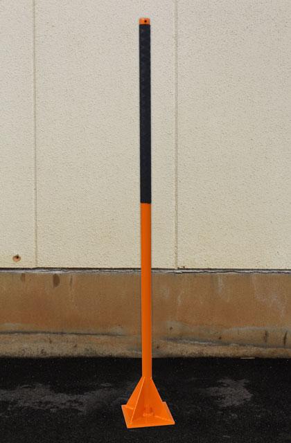 鉄製オレンジタンパ(正方形タイプ)