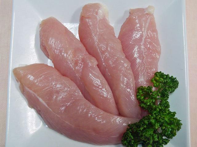 国内産鶏ささみ 4本 約200g~250g
