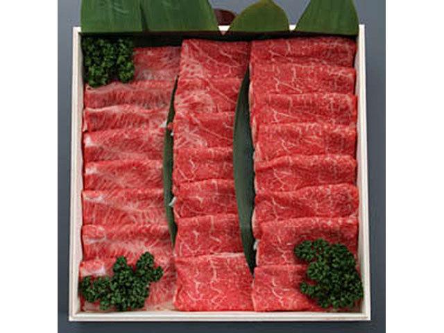 九州産黒毛和牛しゃぶしゃぶ用 約1kg入