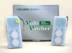 迷子・盗難・置き忘れ防止機 【マルチウォッチャー 3セット組 】