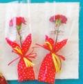 お花を1本贈る
