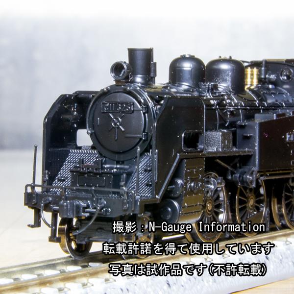 真岡鐵道C11(325号機)
