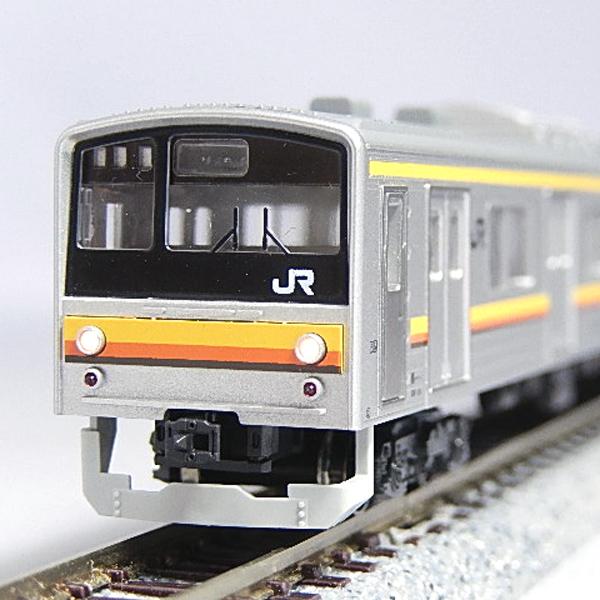 205系 南武線 シングルアームパンタグラフ