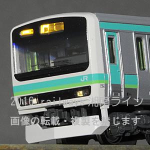 E231常磐上野東京基本