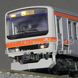 209系500番台武蔵野