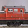KATO 1-701/1-702 (HO)DD51 耐寒形/暖地形