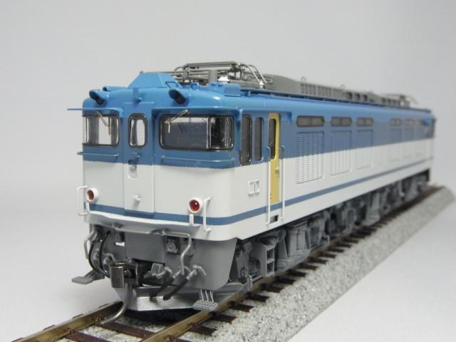 EF64 0番代(JR貨物更新色)